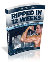 Ripped in 12 Weeks